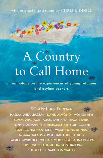 A Country to Call Home: An anthology on the experiences of young refugees and asylum seekers - An anthology on the experiences of young refugees and asylum seekers - cover