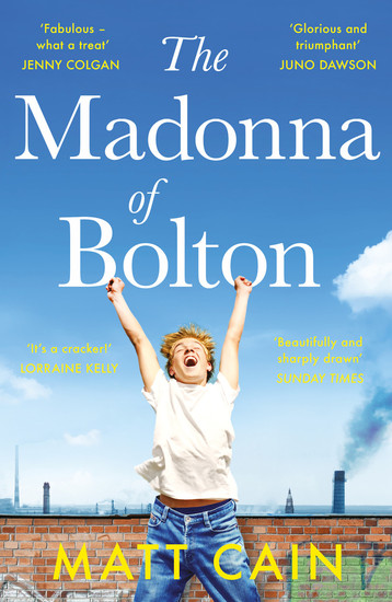 The Madonna of Bolton - cover