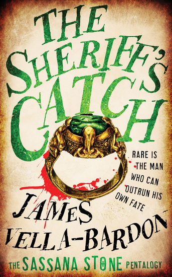The Sheriff's Catch - cover