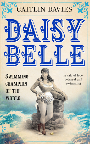 Daisy Belle - Swimming Champion of the World - cover