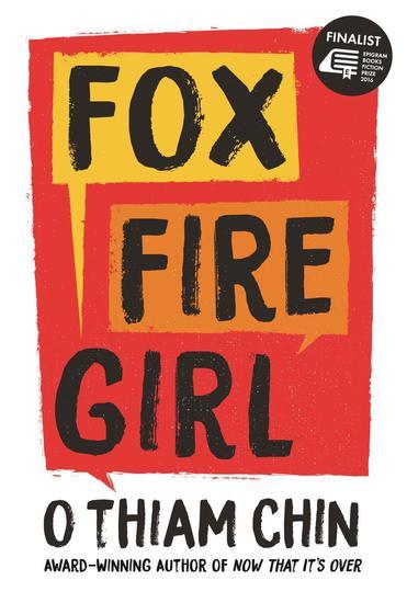Fox Fire Girl - cover
