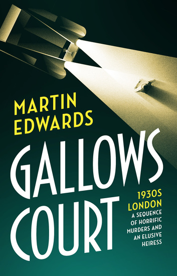 Gallows Court - cover