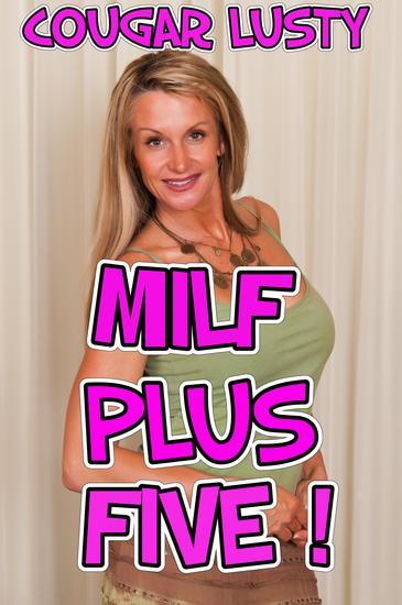 Milf Plus Five - cover
