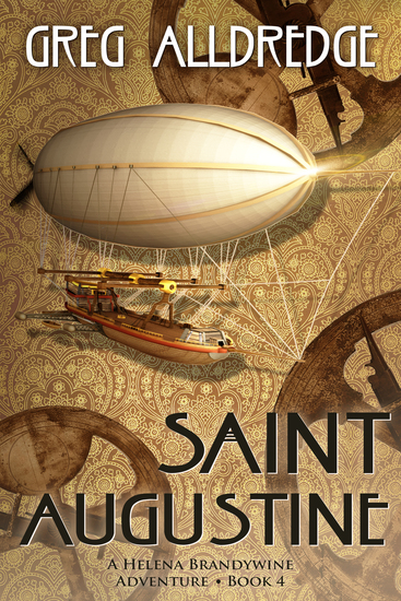 Saint Augustine - A Helena Brandywine Adventure - cover