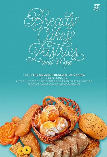 Breads Cakes Pastries and More - From the Golden Treasury of Baking - cover