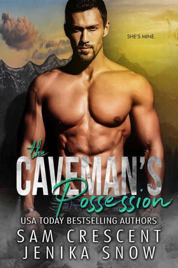 The Caveman's Possession (Cavemen 2) - Cavemen #2 - cover