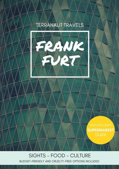 Frankfurt Travel Guide - Terranaut Travels - cover