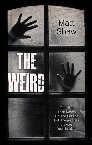 The Weird - A Supernatural Horror - cover