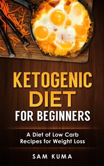 Ketogenic Diet for Beginners - cover