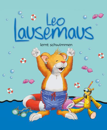 Leo Lausemaus lernt schwimmen - cover