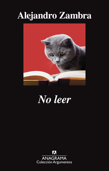 No leer - cover