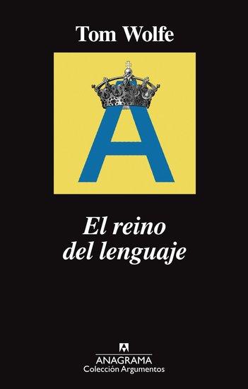 El reino del lenguaje - cover