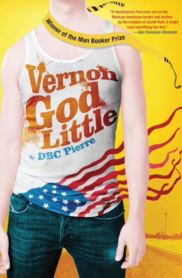 Vernon God Little - cover