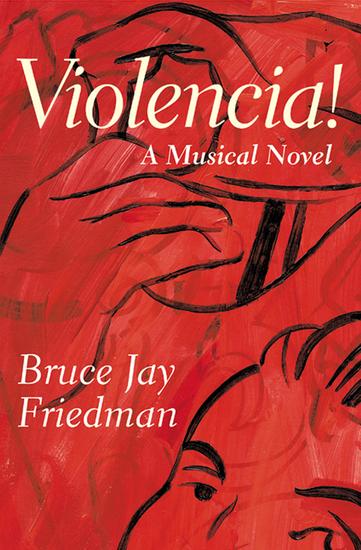 Violencia! - A Musical Novel - cover