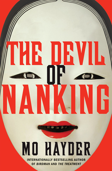 The Devil of Nanking - cover