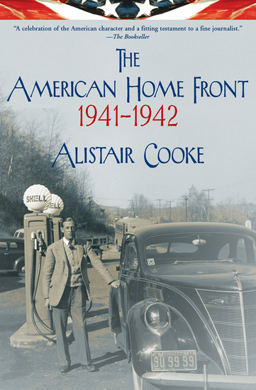 The American Home Front 1941–1942 - cover