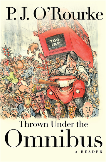 Thrown Under the Omnibus - A Reader - cover