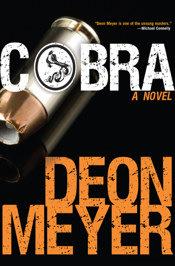 Cobra - A Novel - cover