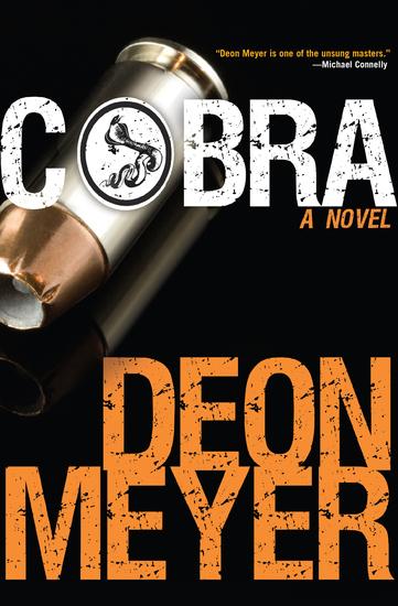 Cobra - A Novel - cover