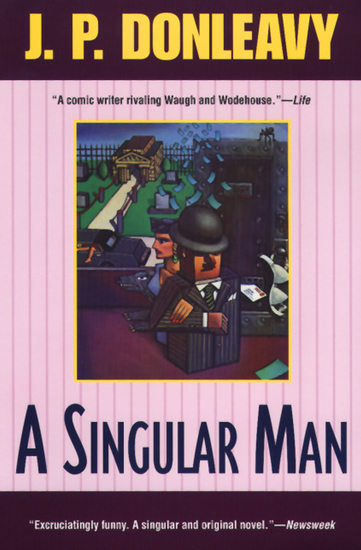 A Singular Man - cover