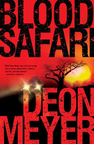 Blood Safari - cover