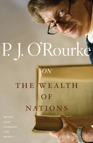 On the Wealth of Nations - cover