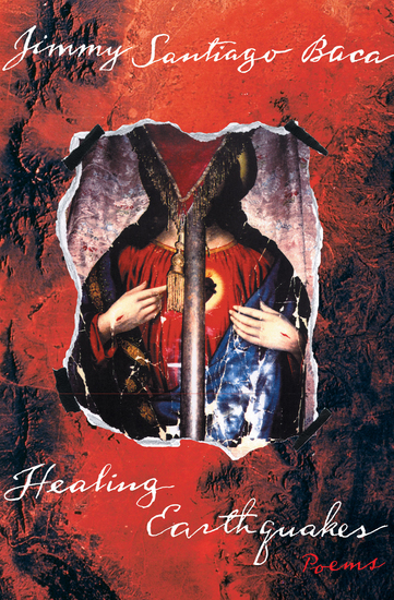 Healing Earthquakes - Poems - cover