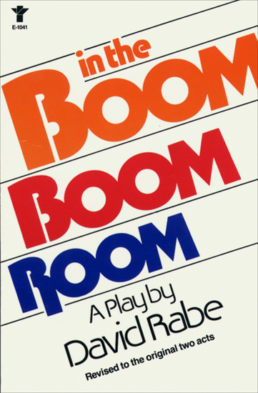 In the Boom Boom Room - A Play - cover