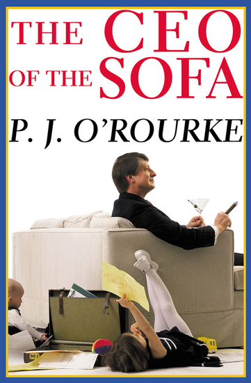 The CEO of the Sofa - cover