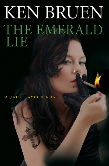 The Emerald Lie - cover