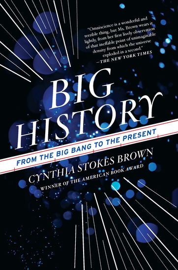 Big History - From the Big Bang to the Present - cover