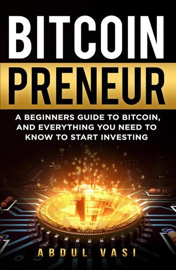 Bitcoinpreneur - cover