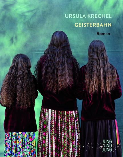 Geisterbahn - Roman - cover