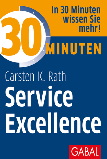 30 Minuten Service Excellence - cover
