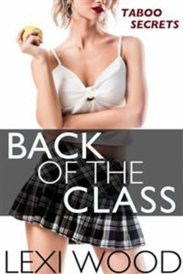 Back of the Class - The Teacher with the Sexy Voice - cover
