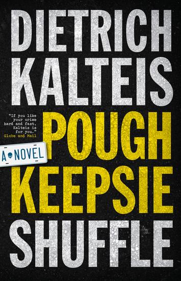 Poughkeepsie Shuffle - A Crime Novel - cover