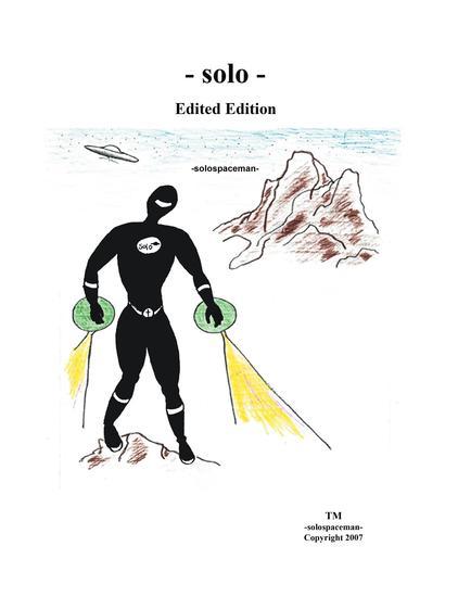 - solo - - Edited Edition - cover