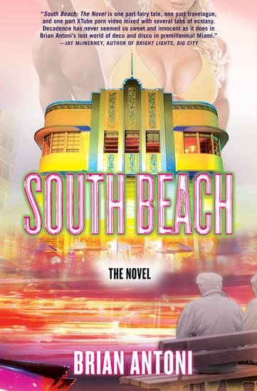 South Beach - The Novel - cover