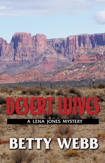 Desert Wives - cover