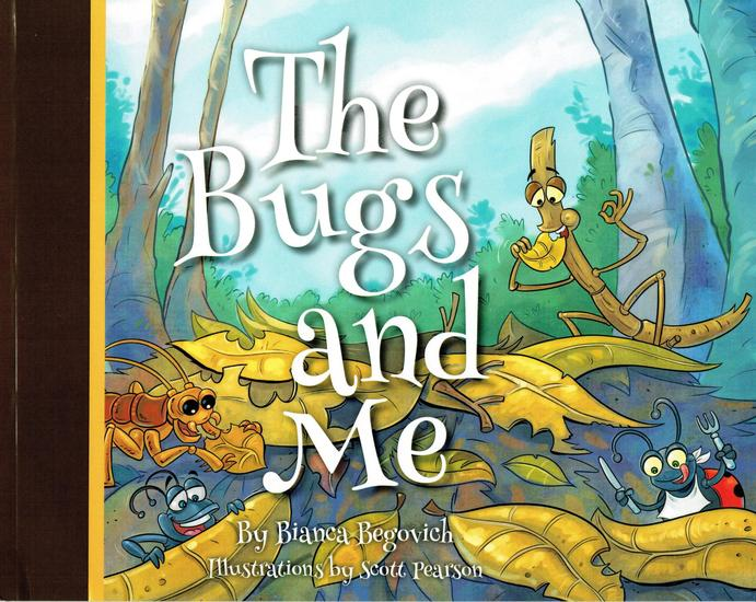 The Bugs and Me - cover