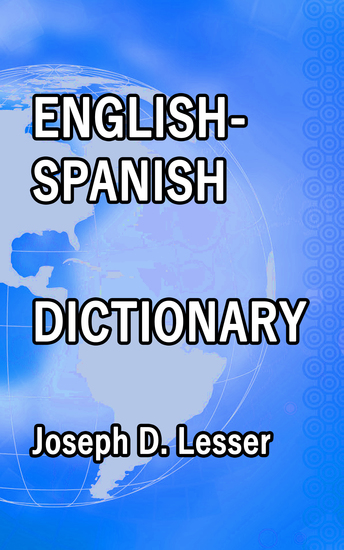 English Spanish Dictionary - cover