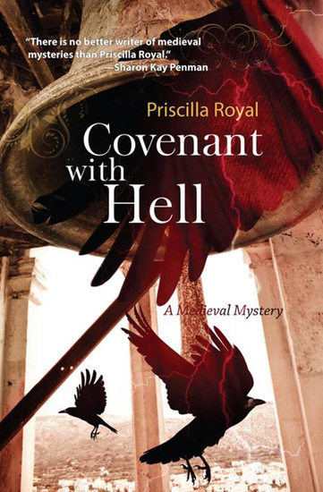 Covenant with Hell - A Medieval Mystery - cover