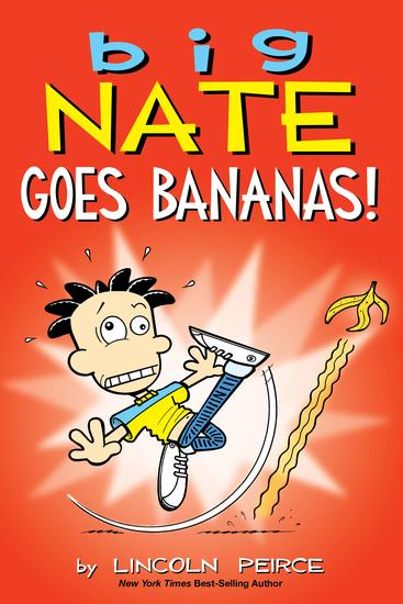 Big Nate Goes Bananas! - cover