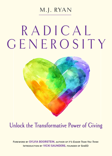 Radical Generosity - Unlock the Transformative Power of Giving - cover