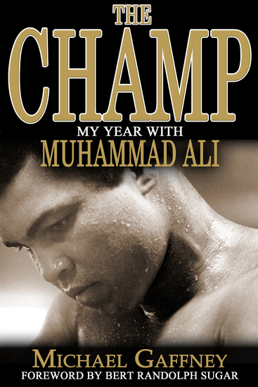 The Champ - My Year with Muhammad Ali - cover