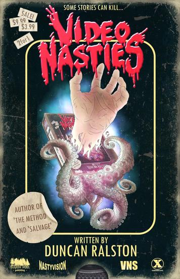 Video Nasties - cover