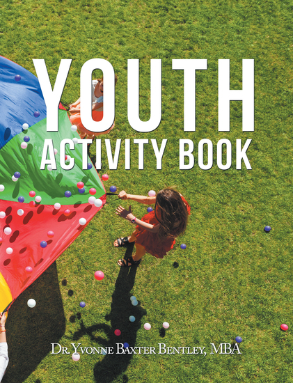 Youth Activity Book - cover