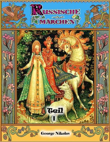 Russische Märchen - Märchen #1 - cover