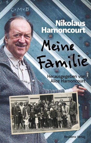Meine Familie - cover