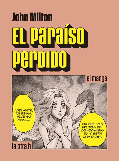 El paraíso perdido - el manga - cover